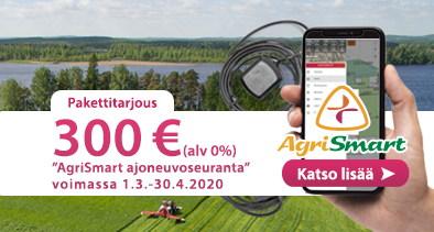 AgriSmart pakettitarjous - Siirry verkkokauppaan